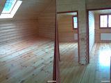 Topení, elektroinstalace, úprava interiérů - Dřevostavba Všejany