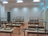 Rekonstrukce u�ebny - �esk� zem�d�lsk� univerzita