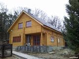 Topení, elektroinstalace, podlahy, úprava interiérů, obklady, dlažby, schodiště - Dřevostavba Všejany